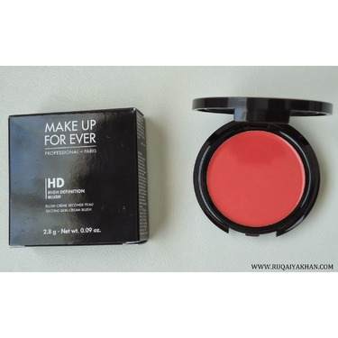 Make Up For Ever HD Blush in 410