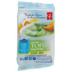 President's Choice Blue Menu Low Fat Tofu