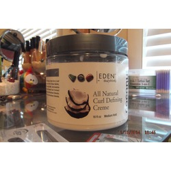 Coconut Shea All Natural Curl Defining Creme