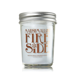 Bath & Body Works Fireside Marshmallow Candle