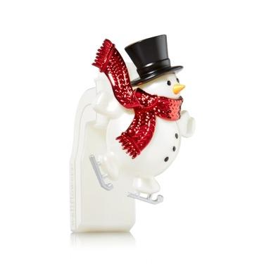 Skating Snowman Fragrance Plug