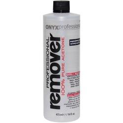 ONYX Professionals 100% Pure Acetone Nail Polish Remover