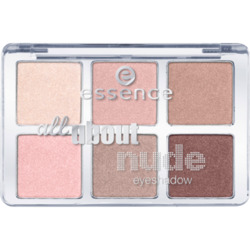 essence All About Nude Eye Shadow Palette