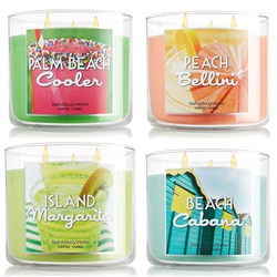 Bath & Body Works 3 Wick Candle