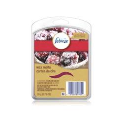 Febreze Wax Melt : Sugared Cranberry