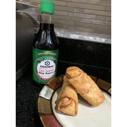 Kikoman's Light soy sauce