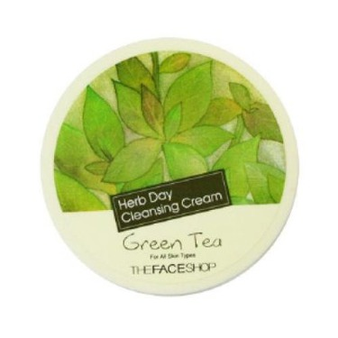 Herb Day Cleansing Cream (Green Tea)
