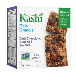 Kashi Chia Granola Bars- Almond Chocolate Sea Salt