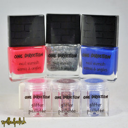 One Direction Rock Me Nail Varnish