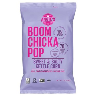 Boom Chicka Pop Sweet and Salty Kettle Corn
