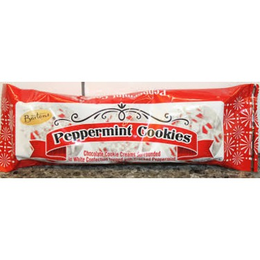 Barton's Peppermint Cookies