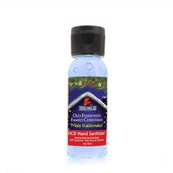 "Fortune Cookie Soap ""Mele Kalikimaka"" OCD Hand Sanitizer"