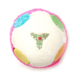 LUSH Luxury Pud Bath Bomb