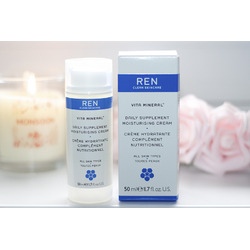REN Vita-Mineral Daily Supplement Moisturising Cream
