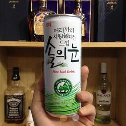Pine Bud Drink
