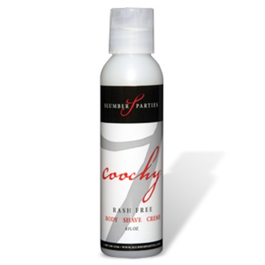 Coochy Body Shave Cream