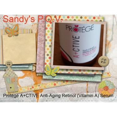 Protégé A CTIVE Anti-Aging Retinol Serum