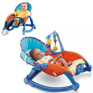 Fisher-Price Newborn to Toddler Bouncer