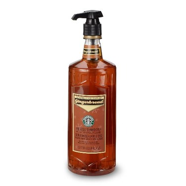 Starbuck's Gingerbread Syrup