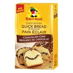 Robin Hood Quick Bread Mix Chocolate Chip