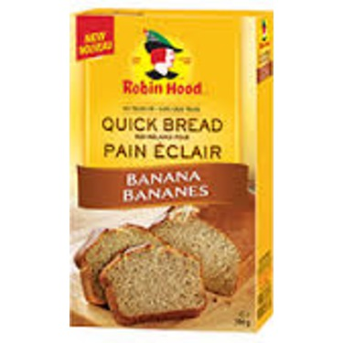 Robin Hood Quick Bread mix Banana Flavoured