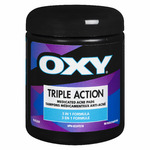 OXY Triple Action Medicated Acne Pads