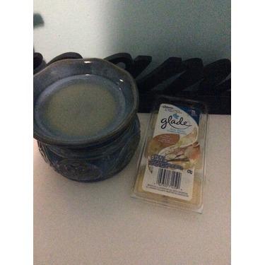 Glade Wax Melts Pure Vanilla Joy