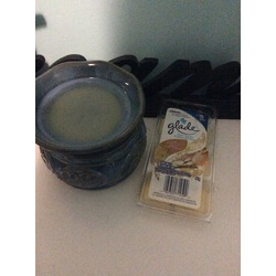 Glade Wax Melts Pure Vanilla Joy
