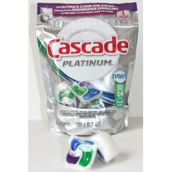 Cascade Platinum With Dawn