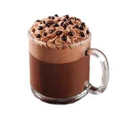 Tim Hortons Dark Chocolate Dream Latte