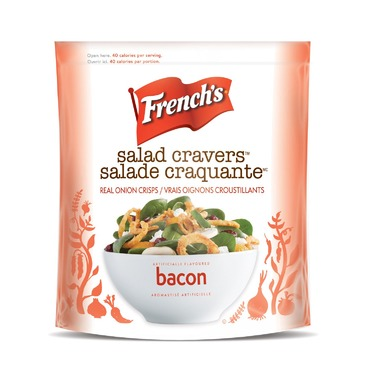 French's salad cravings