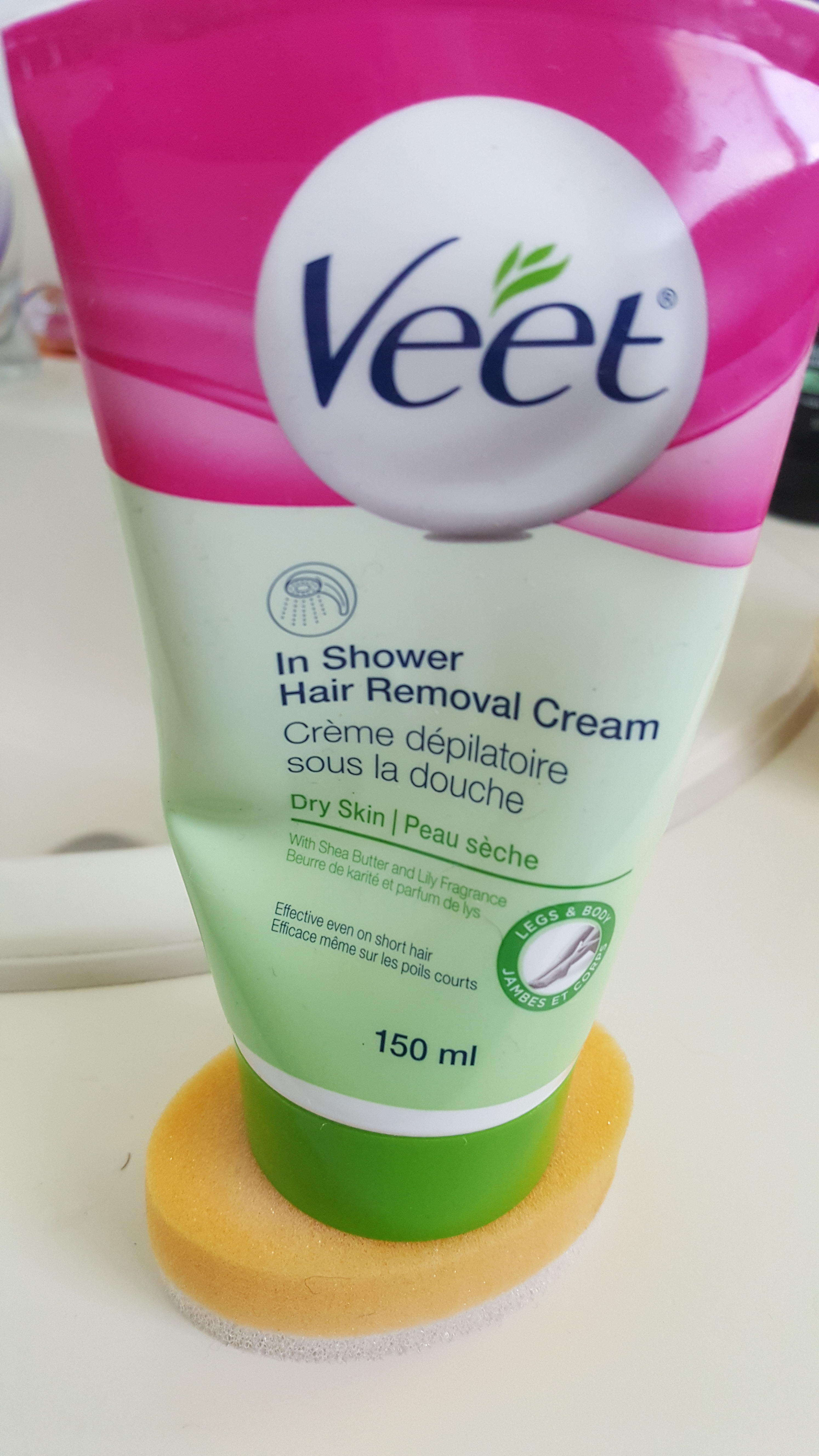 Veet In Shower Hair Removal Cream Reviews In Hair Removal