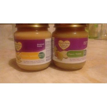 Parents Choice Baby Food