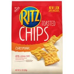 Ritz Chip Cheddar Flavor