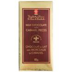 President's Choice Milk Chocolate with Caramel Pieces