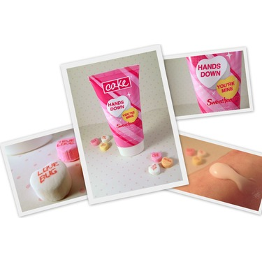cake beauty hands down your mine velveteen hand creme