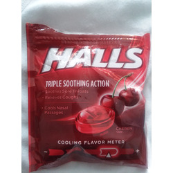 Halls Triple Soothing Action Cough Tablets