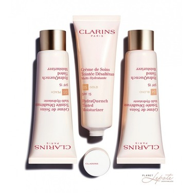 Clarins hydra quench tinted moisturizer