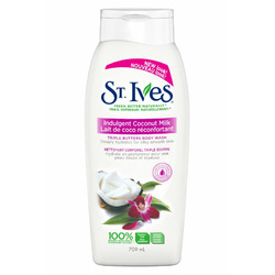 St. Ives Indulgent Coconut Milk Triple Butters Body Wash