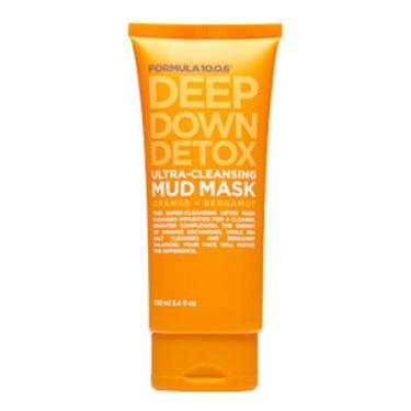 Formula 10.0.6 Deep Down Detox Ultra Cleansing Mud Mask