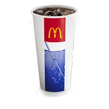 McDonald's Coca Cola