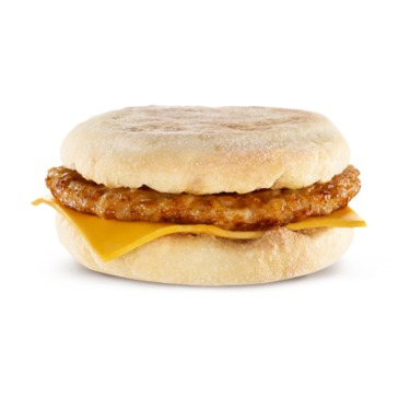 McDonald's Sausage Mcmuffin