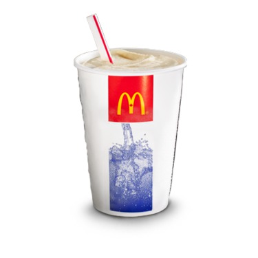 McDonald's Triple Thick Milkshake