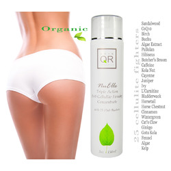 Skin QR Organics NuElle Triple Action Anti-Cellulite Concentrate