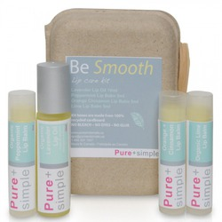Pure+simple Be Smooth Lip Care Kit
