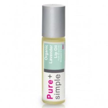 Pure+simple Organic Lavender Lip Oil
