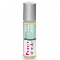 Pure+simple Organic Lavender Lip Oil
