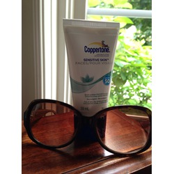 Coppertone Sunscreen Lotion Sensitive Skin Faces SPF 50