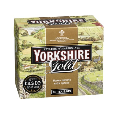 Yorkshire Gold Infusion Tea