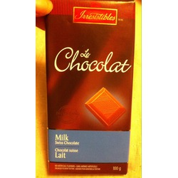 Irresistibles Chocolate